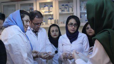 تصویر از کارورزی سه ماهه آزمایشگاه تشخیص طبی